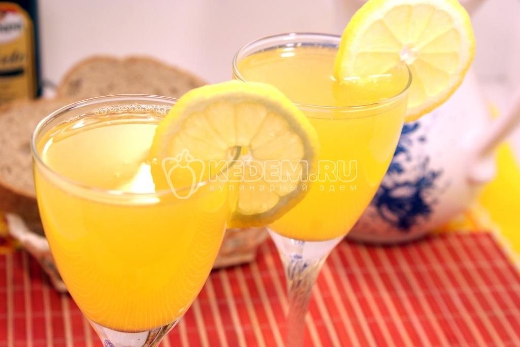 Домашний лимонад апельсинов рецепт фото