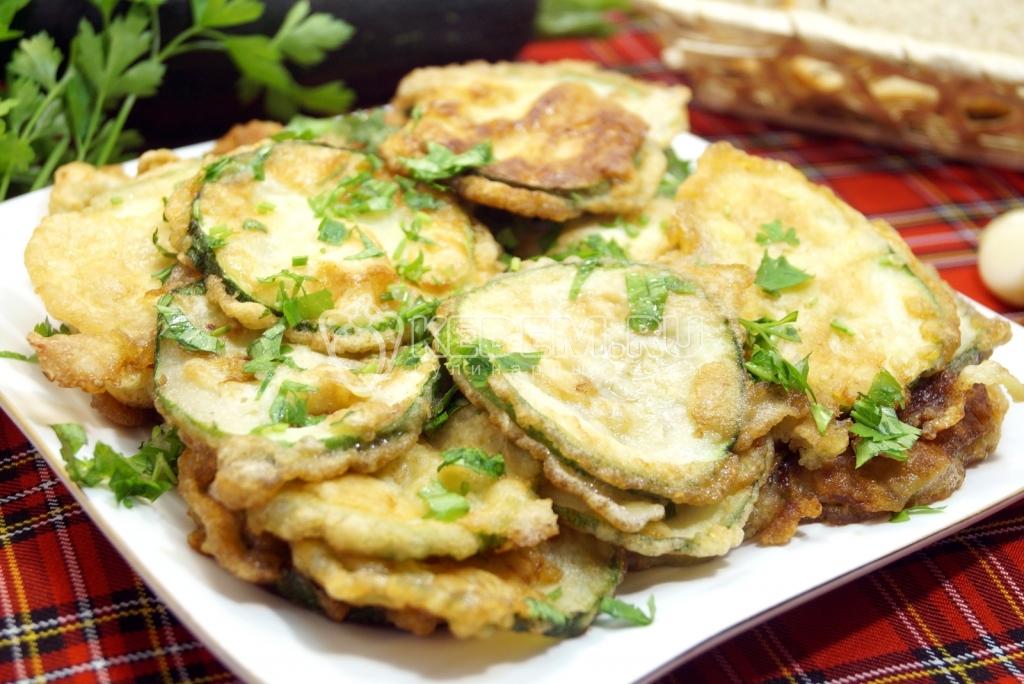Можнл ли готовить блюда из перемерзжих кабачков