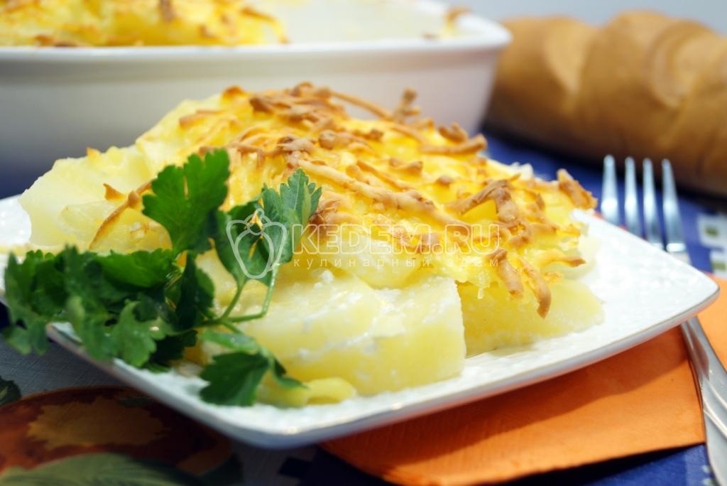 Рецепт картофельной запеканки вкусной и простой