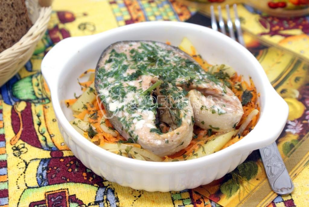 Кета с овощами в духовке – Пошаговый рецепт с фото. Постные рецепты. Вкусные рецепты с фото