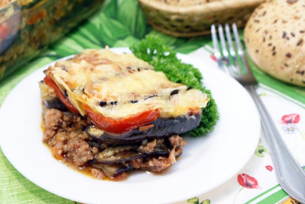 Блюда из баклажанов: простые пошаговые рецепты с фото