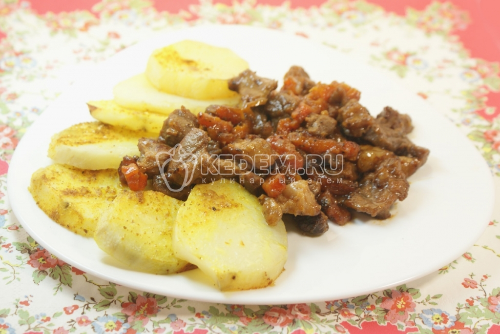 Пельменное тесто и мелко нарезанное мясо рецепт блюда