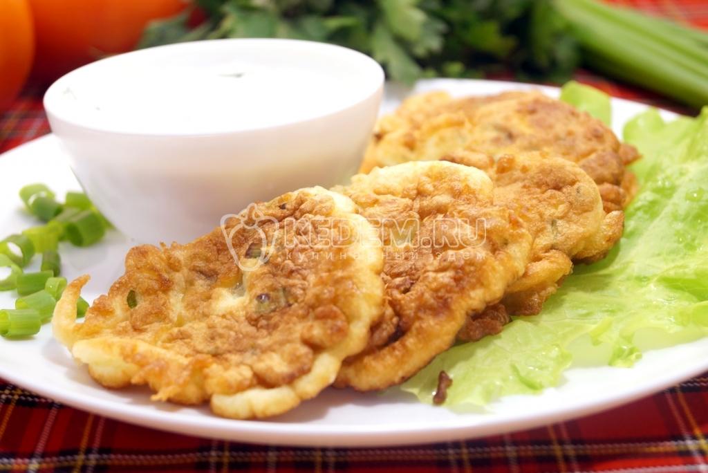 Как приготовить клецки из сырой картошки