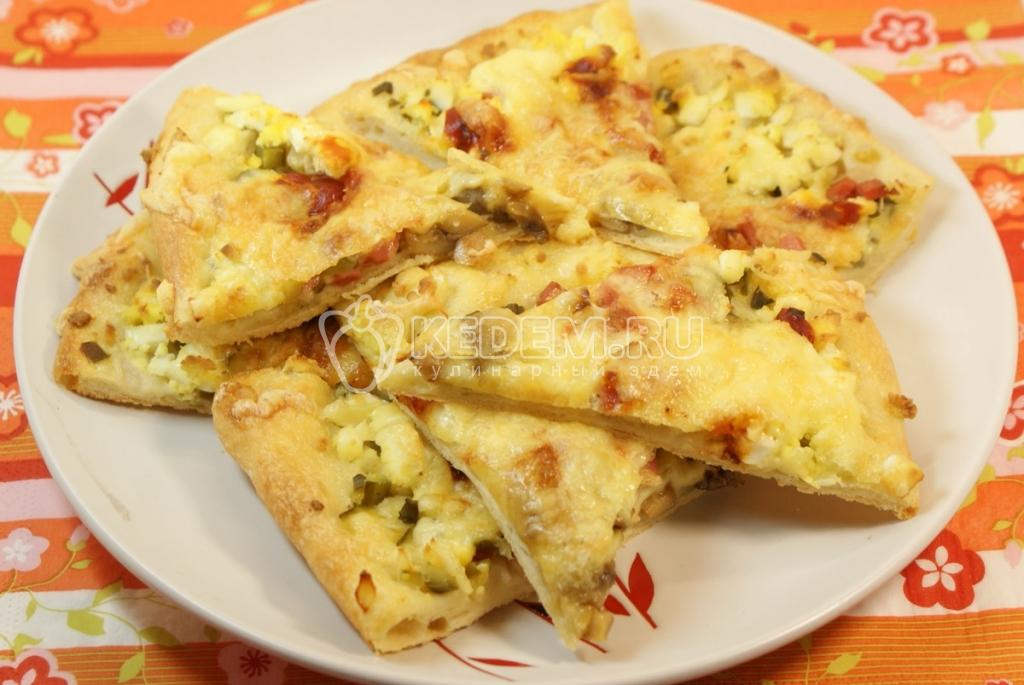 пицца выпечка рецепты #11