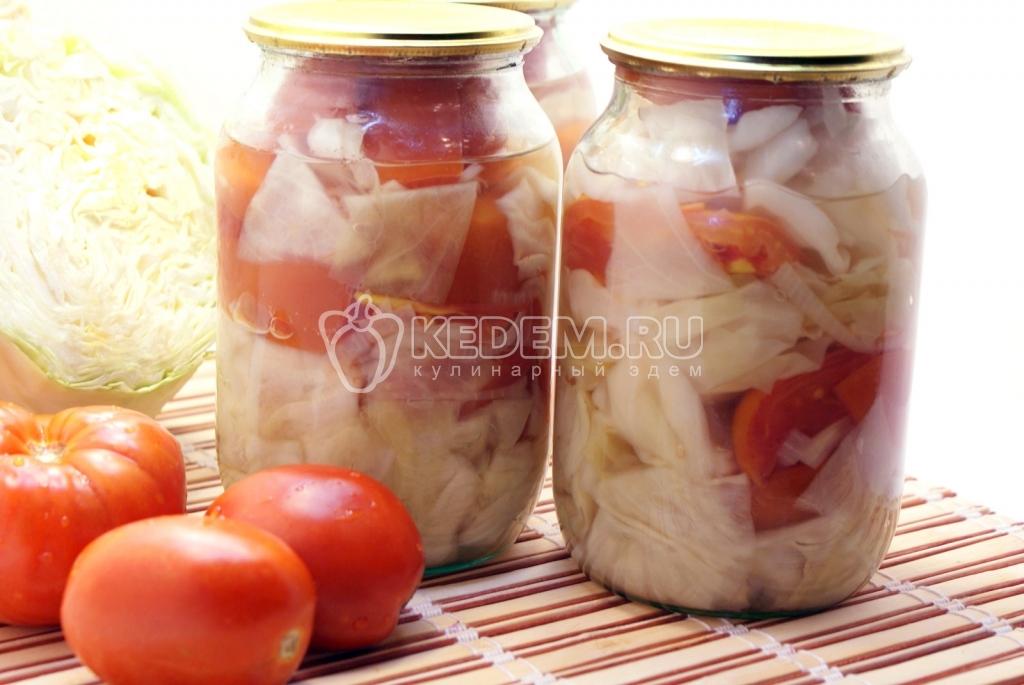 Салат пуста рецепт на зиму