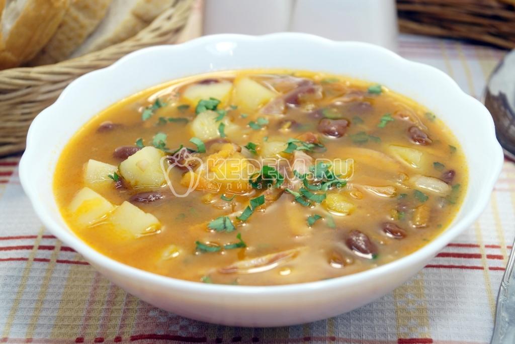 Супы рецепты фото 8