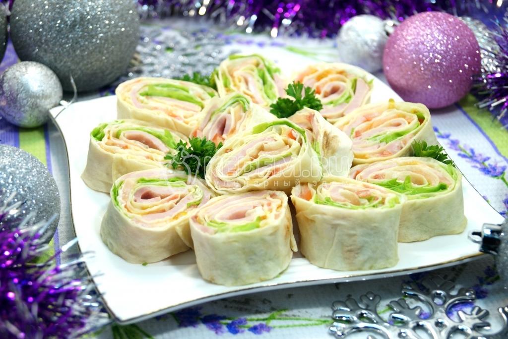 Супер блюда на праздничный стол