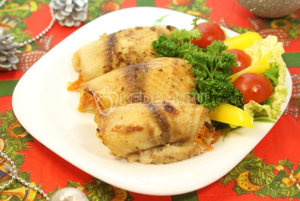 из тилапии блюд Рецепты