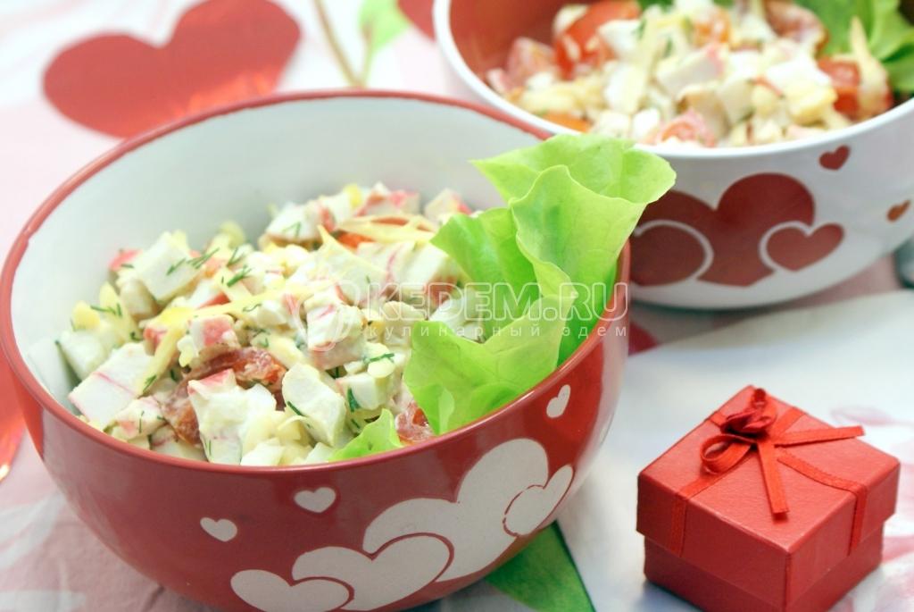 Салат любимый пошаговый рецепт с фото