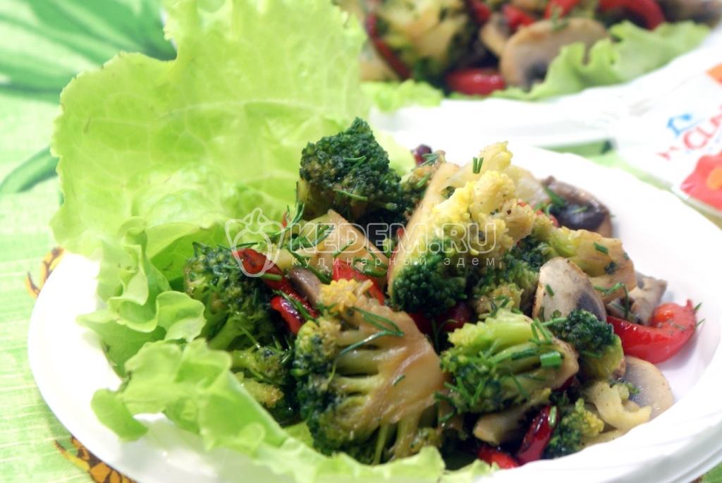 Салат на пикник на природе  пошаговый рецепт с фото на