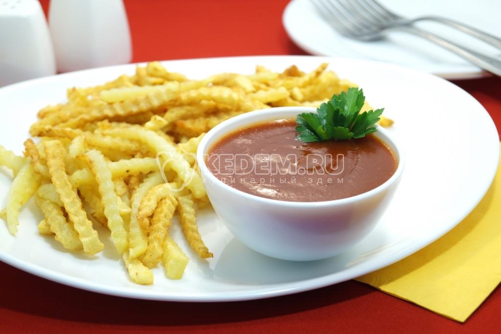 рецепт приготовления томатного соуса дома