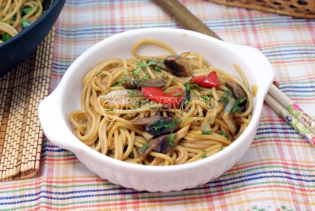 Соус из овощей для макарон рецепт пошагово