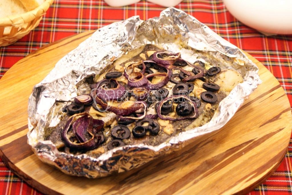 рецепты запеченного судака в духовке с фото