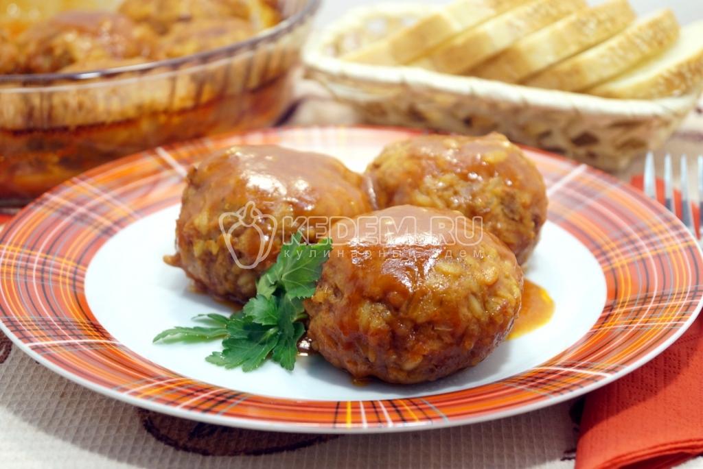 Фрикадельки рецепт приготовления с рисом и рецепт приготовления блюд из рыбы и морепродуктов