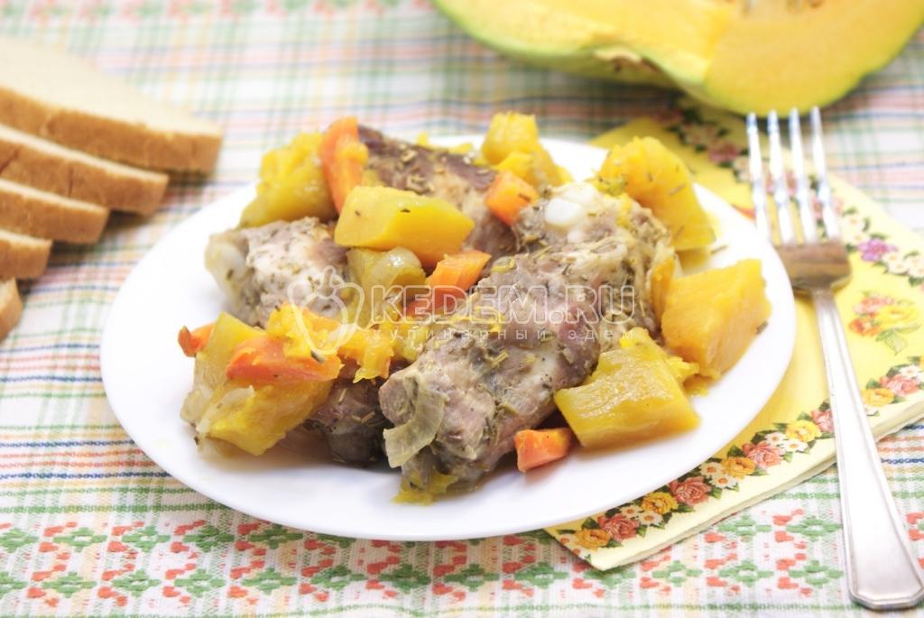 Тушеные ребрышки с морковью (пошаговый фото рецепт) - ВашВкус 54