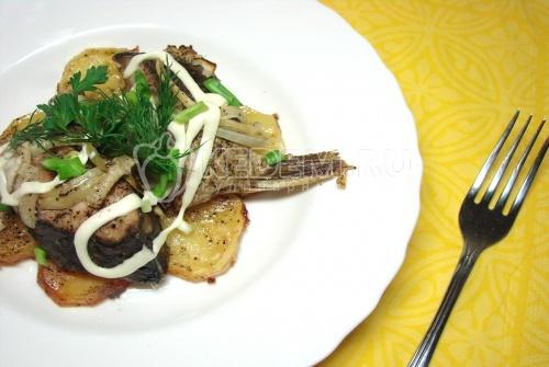 Сазан запеченный на оливковом масле – необыкновенный вкусный рецепт приготовления сазана. Его просто приготовить. – Вкусные рецепты с фотографиями на сайте Кулинарный Эдем