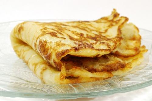 Рецепт Сырные блины