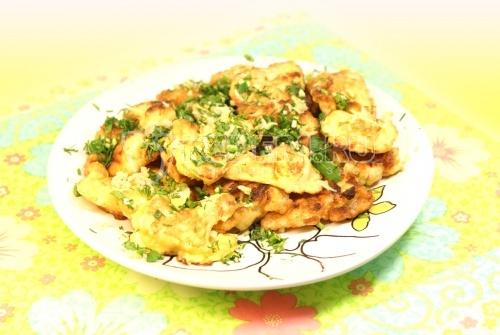 Рецепт Закуска из капусты на пикник
