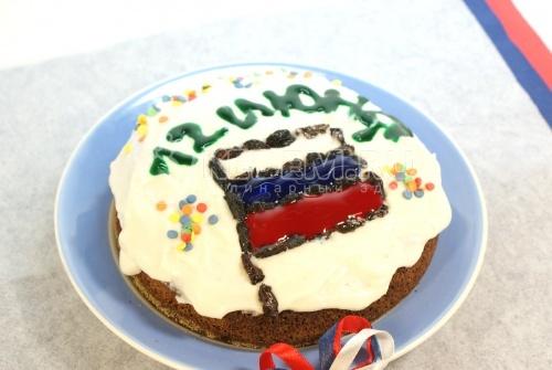 Торт «День России»