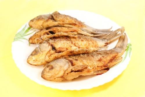 Рецепт Золотистые карасики