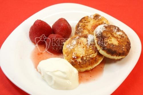 Рецепт Завтрак для любимой
