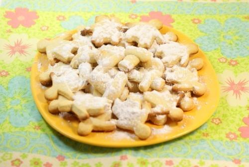 Печенье-брауни – кулинарный рецепт