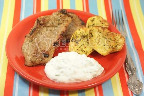 Рецепт Индейка с картофелем