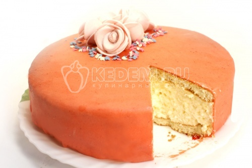 Торт Для Любимой