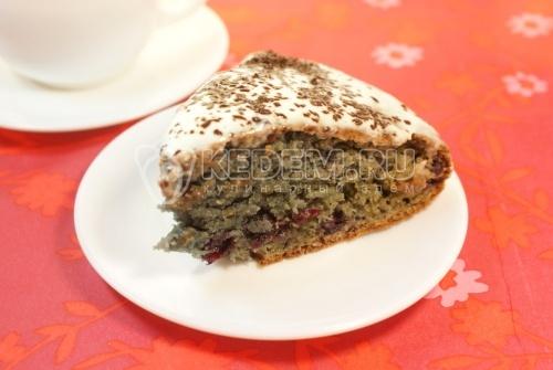 Рецепт Смородиновый пирог