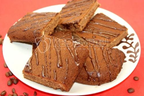 Шоколадное печенье Ночка