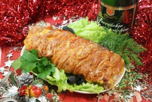 Рецепт Новогодний мясной пир