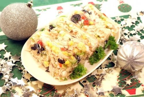 Заливное «Особое», фото рецепты на Новый год, новогодние рецепты приготовления заливного, приготовление заливного, закуски, приготовление блюд, приготовление блюд к празднику, праздничное блюдо, рецепт праздничного блюда, новогоднее угощение, блюда на нов