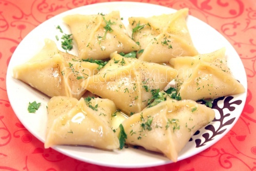 Рецепт Картофельники