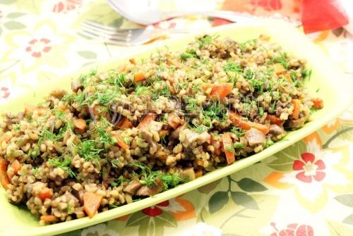 рецепты вторых блюд из мяса с гарниром