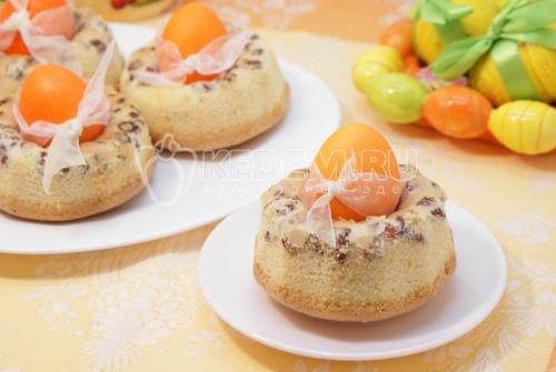 Рецепт Пасхальные кексики