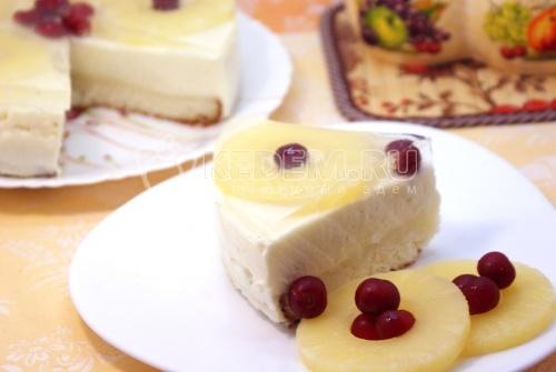 Рецепт Летний тортик