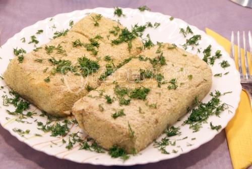 Рецепт Картофельные зразы с грибами