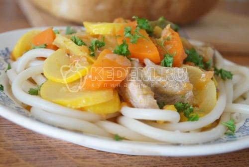 Вторые блюда свинина рецепты с фото