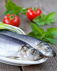 Жарить соленую рыбу