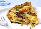 Тортилла, испанский омлет, рецепт приготовления
